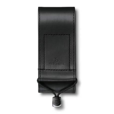 Etui couteau suisse Victorinox - cuir synthétique noir