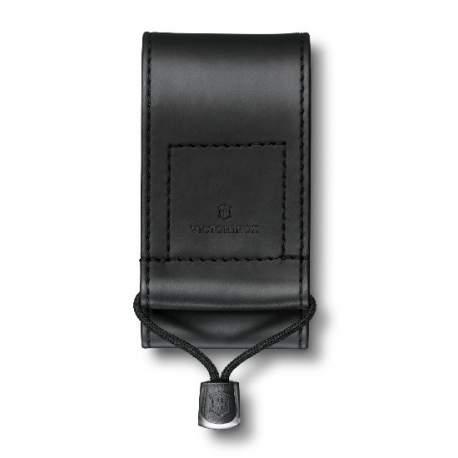 Etui Victorinox couteau suisse - cuir synthétique noir