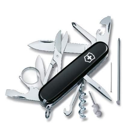 Couteau suisse EXPLORER noir