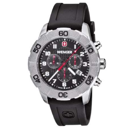 Montre Wenger Roadster Chrono 01.0853.101