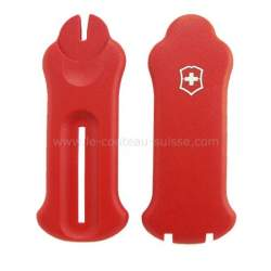 Plaquettes rouges Victorinox Golftool