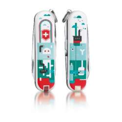 Couteau suisse CLASSIC Le 2015 Sea World