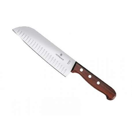 Couteau Santoku Victorinox Rosewood Collection