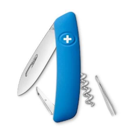 Couteau suisse Swiza D01 bleu