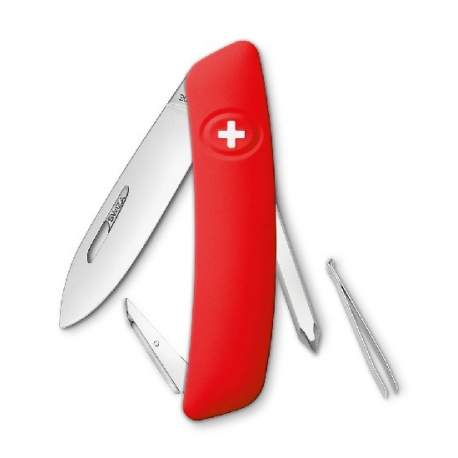 Couteau suisse Swiza D02 rouge