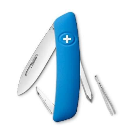 Couteau suisse Swiza D02 bleu