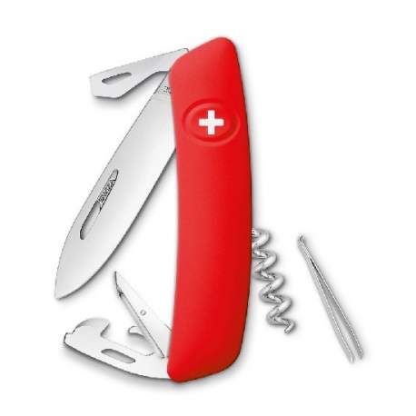 Couteau suisse Swiza D03 rouge