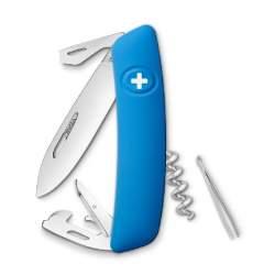 Couteau suisse Swiza D03 bleu