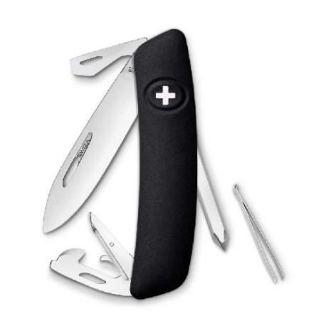 Couteau suisse Swiza D04 noir