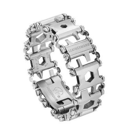 Bracelet Leatherman Tread acier