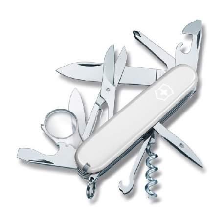 Couteau suisse EXPLORER blanc