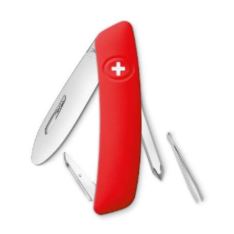 Couteau suisse Swiza J02 Junior rouge