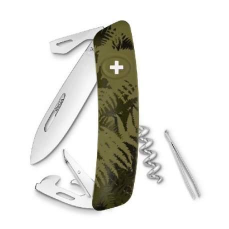 Couteau suisse Swiza C03 Silva