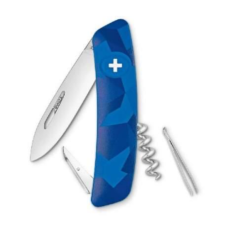 Couteau suisse Swiza C01 Livor