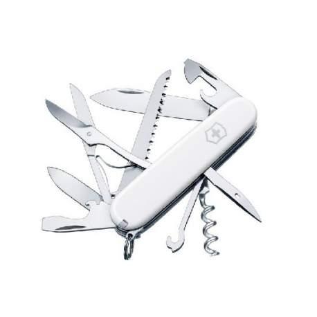 Couteau suisse Huntsman blanc