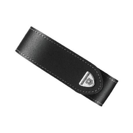 Étui en cuir noir Victorinox RangerGrip 74