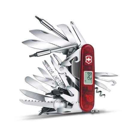 Couteau suisse SWISSCHAMP XAVT