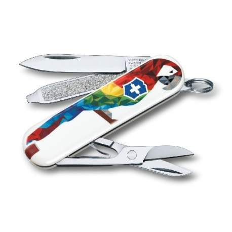 Couteau suisse Classic 2017 Guacamaya