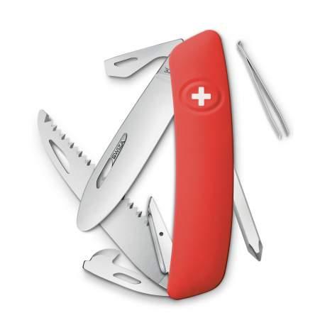 Couteau suisse Swiza Junior J06 rouge