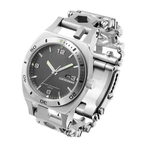 Leatherman Tread Tempo - Montre et bracelet multifonction