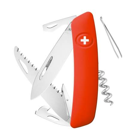 Couteau suisse Swiza D05 rouge