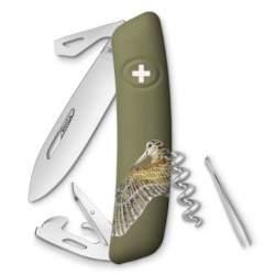 Couteau suisse Swiza D03 Édition limitée Bécasse