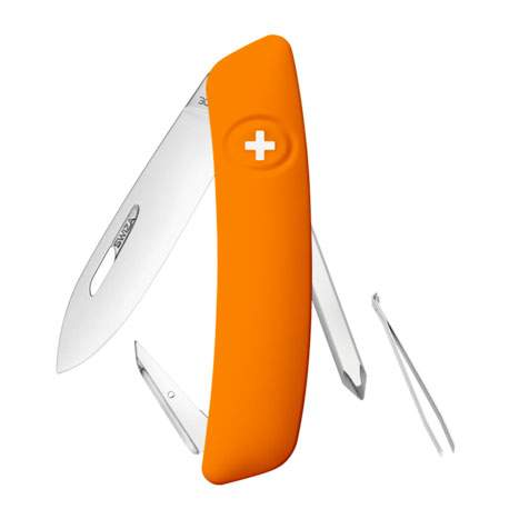 Couteau suisse Swiza D02 orange