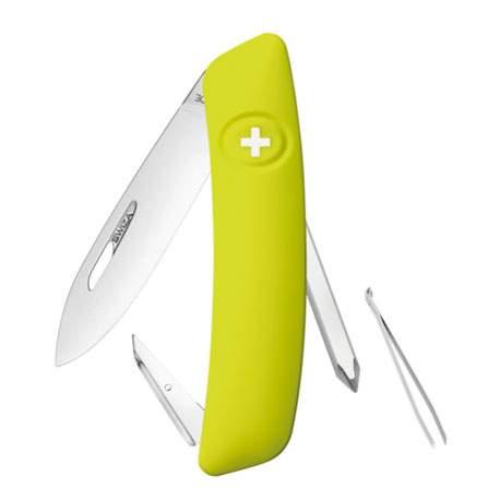 Couteau suisse Swiza D02 mousse