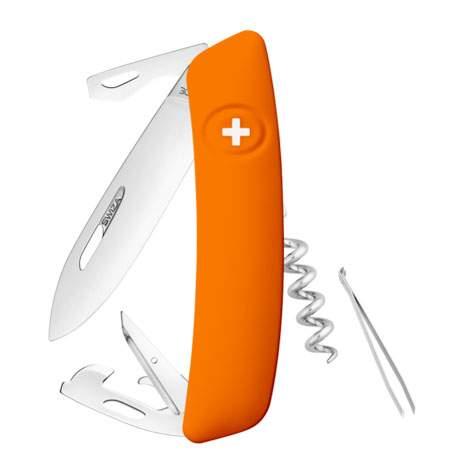 Couteau suisse Swiza D03 orange