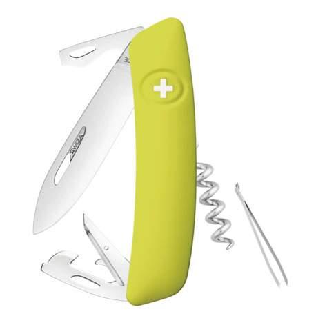 Couteau suisse Swiza D03 mousse