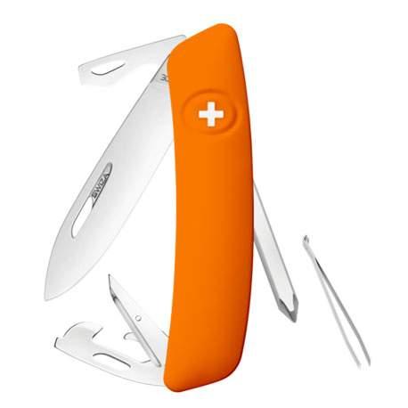 Couteau suisse Swiza D04 orange