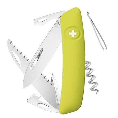 Couteau suisse Swiza D05 mousse