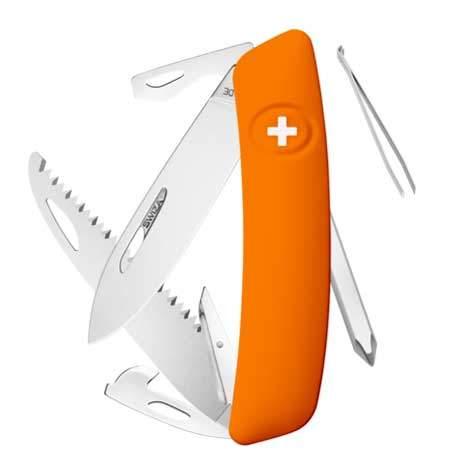 Couteau suisse Swiza D06 orange