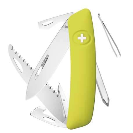 Couteau suisse Swiza D06 mousse