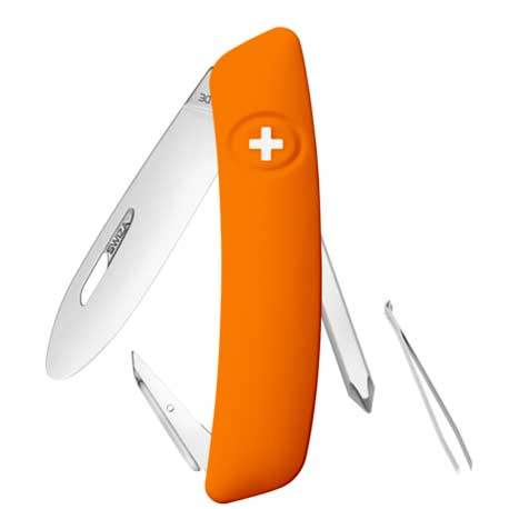 Couteau suisse Swiza J02 Junior orange