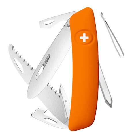 Couteau suisse Swiza Junior J06 orange