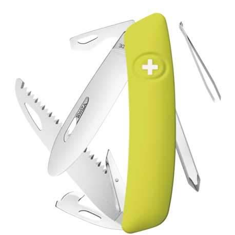 Couteau suisse Swiza Junior J06 mousse