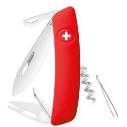 Couteau suisse Swiza Tick Tool TT03 rouge