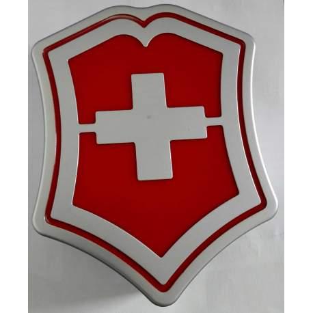 Boîte cadeau Victorinox en forme de croix suisse
