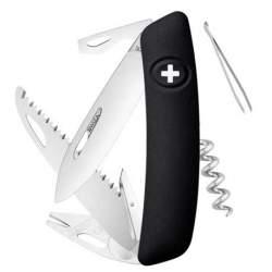 Couteau suisse Swiza Tick Tool TT05 noir