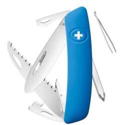 Couteau suisse Swiza Junior J06 bleu