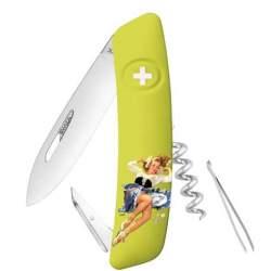 Couteau suisse Swiza D01 Édition Limitée Printemps 2018