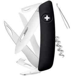 Couteau suisse Swiza D07 noir