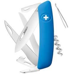 Couteau suisse Swiza D07 bleu