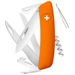 Couteau suisse Swiza D07 orange