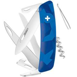 Couteau suisse Swiza C07 Livor