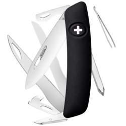 Couteau suisse Swiza D08 noir