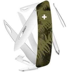 Couteau suisse Swiza C08 Silva