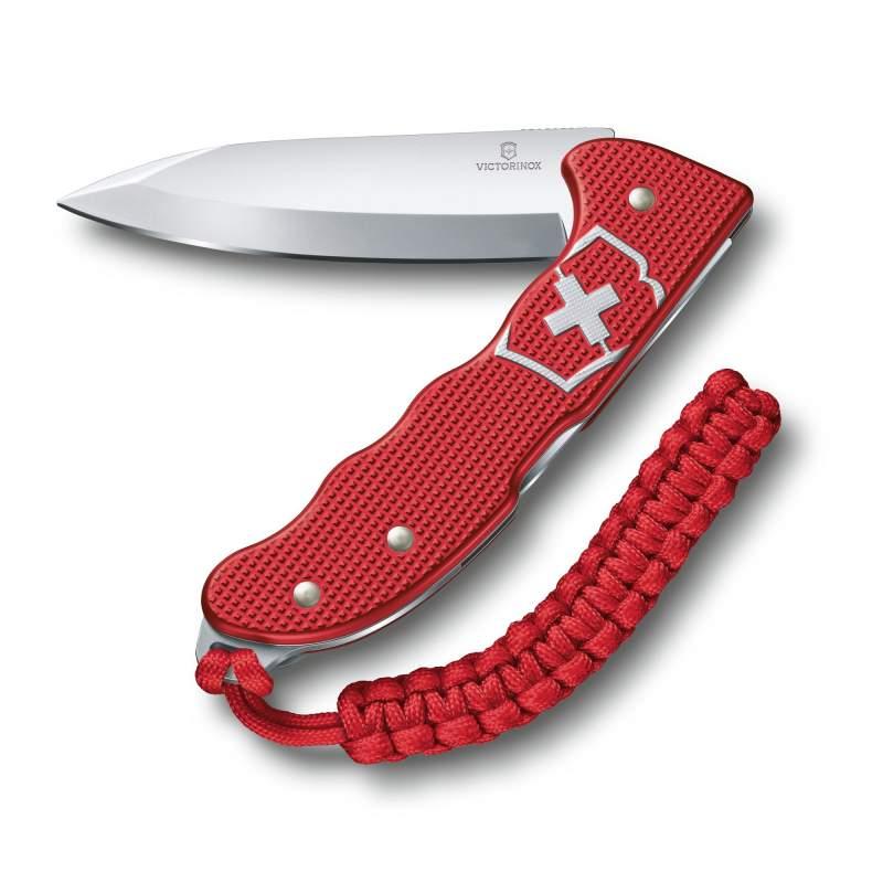 Hunter Pro Alox Rouge 0 9415 20 Couteau Victorinox Pour