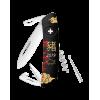 Couteau suisse Swiza D03 noir Nouvel an Chinois 2019